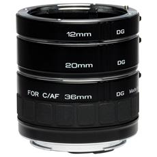 Extension Tube Set DG C / AF-S