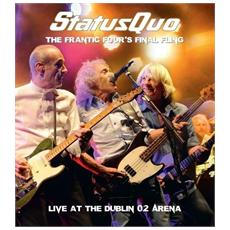 Status Quo - Live At The Dublin O2 Arena (Dvd+Cd)
