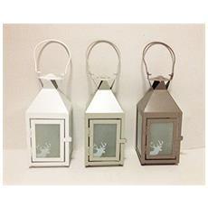 Lanterna Cm. 26 C / Cervo 3colori