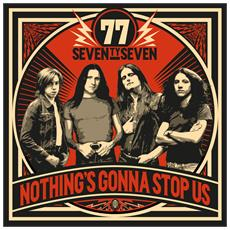 """77 - Nothing's Gonna Stop Us (12""""+Cd)"""