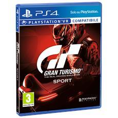 PS4 - Gran Turismo SPORT (GT Sport)