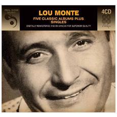 Lou Monte - Five Classic Albums Plus (4 Cd)