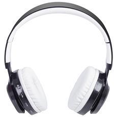 Cuffie Bluetooth Con Microfono Dj 1300 Btr Bianco