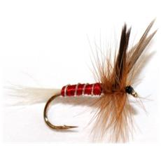 Mosca Red Spinner 14 Rosso