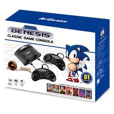 Megadrive Classic (81 giochi)