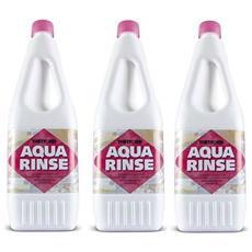Offerta 3 Bottiglie Profumatore Aqua Rinse Thetford Da 1,5 Litri - Liquido Profumatore Per Tubature E Serbatoi Camper