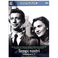 Dvd Tempi Nostri