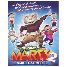 Dvd Topolino Marty 2 (il)