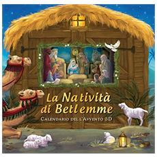 La natività di Betlemme. Calendario