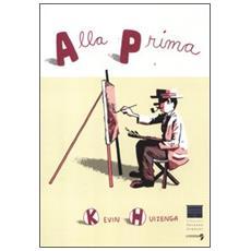 Kevin Huizenga - Alla Prima