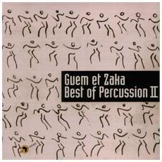Guem Et Zaka - Best Of Percussion Vol. 2