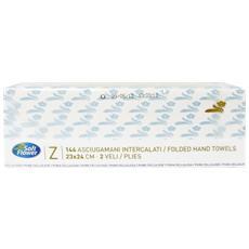 Asciugamani Piegati A Z X 144 Pezzi - Asciugatutto