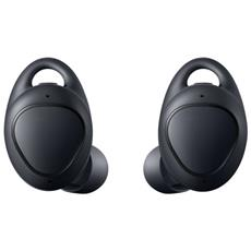 Gear IconX (2018) Auricolari Sportivi + Lettore Musicale interno da 4GB Touchpad Bluetooth per Android colore Nero