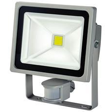 Proiettore A Led L Cn 130 Pir V2 Ip44 30w 1171250322