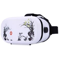 Miopia 3d Regolabile Disegno Colorato Stile Realtà Virtuale Occhiali Per Smartphone