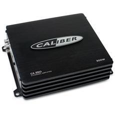 CA250, Nero, 50 - 250 Hz, 50 - 250 Hz, 0 - 18 dB