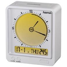 RC700 Orologio Bianco radio