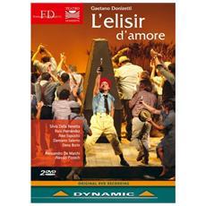 Dvd Donizetti - Elisir D'amore