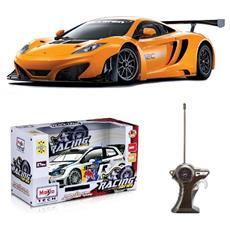 Tech - Auto Racing Con Radiocomando 1:24 (Assortimento)
