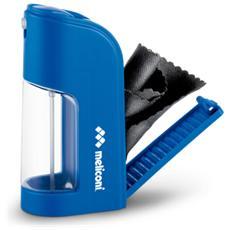 Kit Soluzione 50 ml + panno in microfibra per schermi LCD