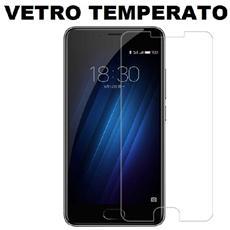Pellicola Proteggi Display Vetro Temperato 0,33mm Per Meizu M3s