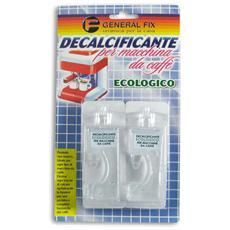 Confezione 2 Decalcificanti Eco Per Caffettiere Accessori E Guarnizioni