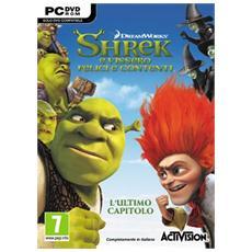 PC - Shrek 4 - E Vissero Felici e Contenti