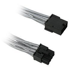 8 Pin PCIe, 45cm, PCI-E (8-pin) , PCI-E (8-pin) , Maschio / femmina