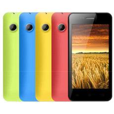 "Smartphone 451 Nero 4 GB Dual Sim Display 4.5"" Fotocamera 5 Mpx Android Italia"