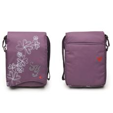 "Borsa Notebook fino a 10"" in Nailon Viola SYBAGCR007."