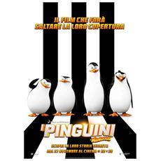 I Pinguini di Madagascar 3D