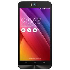 "ZenFone Selfie Bianco 16 GB 4G/LTE Dual Sim Display 5.5"" Full HD Slot Micro SD Fotocamera 13 Mpx Android Italia"