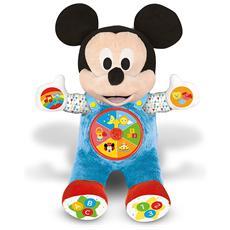 Peluche Elettronico Interattivo Baby Mickey