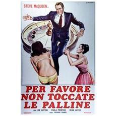 Dvd Per Favore Non Toccate Le Palline