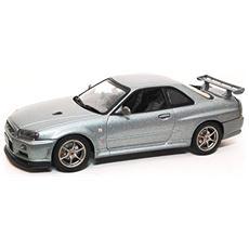 57332 Nissan Skyline R34 Gtr-v Spec. 1/43 Modellino