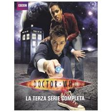 Brd Doctor Who - Stagione 03 (4 Brd)
