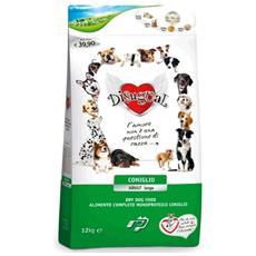 Secco Cane Adult Large Al Coniglio Kg. 12 - Per Cani Di Taglia Piccola