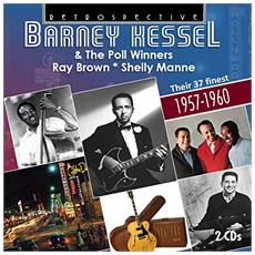 Kessel, Barney - Barney Kessel / The Poll Wi (2 Cd)