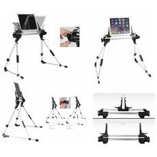 Stand Supporto Multiuso 201 Multi Angolo Regolabile Da Tavolo Letto Scrivania Per Ipad Tablet Andorid Pc Computer