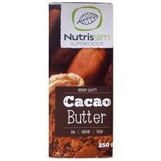 Bio Cacao Butter (criollo) 250 G -