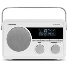 DigitRadio 220, Portatile, Digitale, DAB, DAB+, FM, VHF, 5W, LCD, 3,5 mm