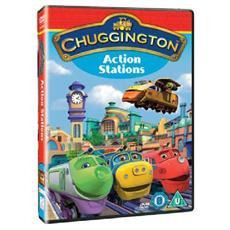 Dvd Chuggington #02