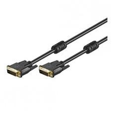 ICOC DVI-8115F - Cavo DVI digitale Dual Link (DVI-D) con ferrite 15 m