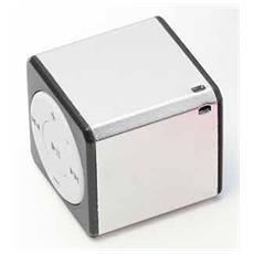 MusicMan Mini Style MP3 Player TX-52 argento