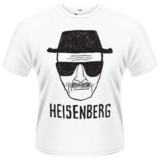 Breaking Bad - Heisenberg Sketch (T-Shirt Unisex Tg. XL)
