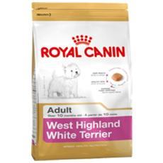 Cibo per cani West Highland White Terrier 1,5 kg