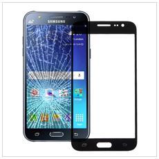 Schermo Touch Vetro Frontale Ricambio Samsung Galaxy J7 J700 Nero