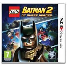 Lego Batman 2 DC Super Heroes Gioco 3DS