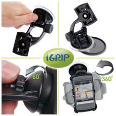 T6-90503 Auto Passive holder Nero supporto per personal communication