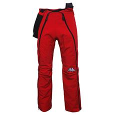 Pantaloni Unisex sportivi 4CENTO 403 Sci Size XS Col. Red